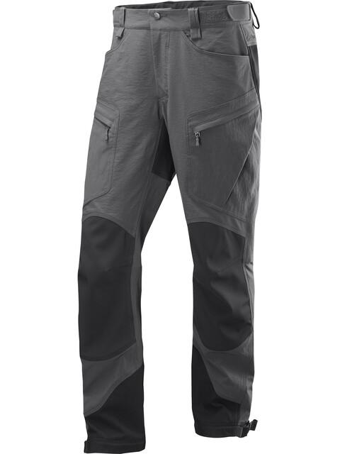 Haglöfs M's Rugged Mountain Pants Magnetite/True Black
